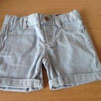 Bermuda Jeans Azul - 9 a 12 meses - Baby Club