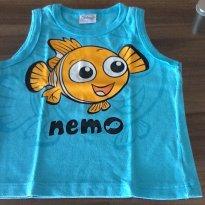 Conjunto de verão Disney Nemo - 9 a 12 meses - Disney