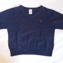 Suéter de lã para o Inverno - Carter´s - 18 meses - Carter`s