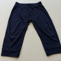 Calça Moletom Carter´s Azul Marinho Bombeirinho - 18 meses - Carter`s