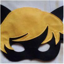 Máscara infantil em feltro - Cat Noir -  - Sem marca