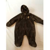 Macacão de Inverno - Ursinho Pooh - 6 meses - Disney