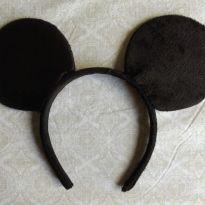 Tiara Orelhas Mickey - Sem faixa etaria - Disney