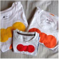 Camisetas Família Festa Circo - M - 40 - 42 - Hering e Póim