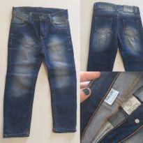 Calça Jeans Clarinha - 3 anos - Baby Way