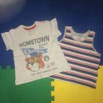 Camiseta e regata Carter's