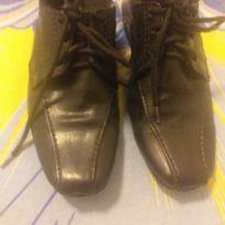 Sapato social - 24 - Marca não registrada