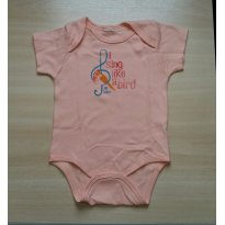 Body Bird TAM GG - Up Baby - 9 a 12 meses - Up Baby