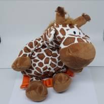 Mochila com alça de segurança Girafa