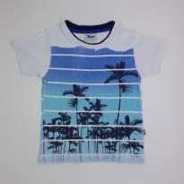 Camiseta Palmeiras Azul - TAM 2 - 2 anos - Trick