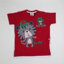 Camiseta Zig Zig Zaa - Tam 1 - 1 ano - Zig Zig Zaa