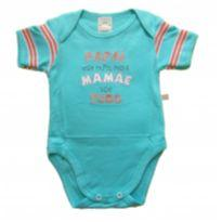 Best Club - Body Mamãe é Tudo Tam G - 6 a 9 meses - Best Club