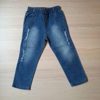 Calça Jeans - TAM 3 - 24 a 36 meses - Mafessoni