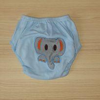 Fralda de Treinamento Elefante - Tam 18 meses - 18 meses - Não informada