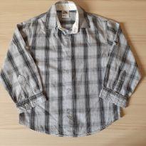 Camisa Xadrez - Tam 4 - 4 anos - Lazy