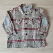 Camisa Xadrez - Tam 4 - 4 anos - PUC