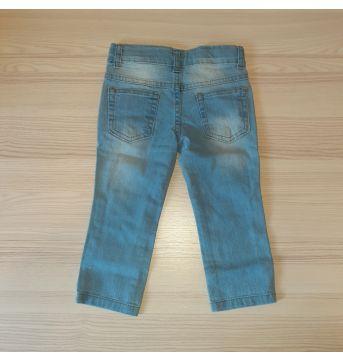 Conjunto Camiseta Polo e Calça Jeans - Pulla Bulla TAM 1 - 1 ano - Pulla Bulla