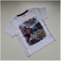 Camiseta Pilot Milon - TAM M - 3 a 6 meses - Milon