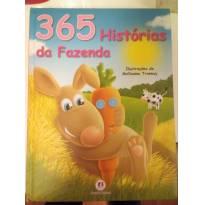 Livro 365 Histórias da Fazenda - Sem faixa etaria - Não informada