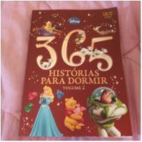 Livro 365 Histórias para Dormir volume 2 -  - Disney