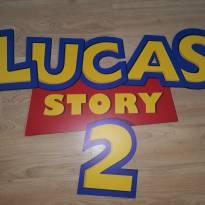 Placa Lucas Story 2 -  - Não informada