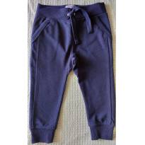 Calça azul marinho - 1 ano - Baby Club
