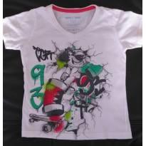 Camisa Tigos - 2 anos - Tigor T.  Tigre