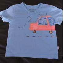 Camisa carro - 2 anos - Alphabeto