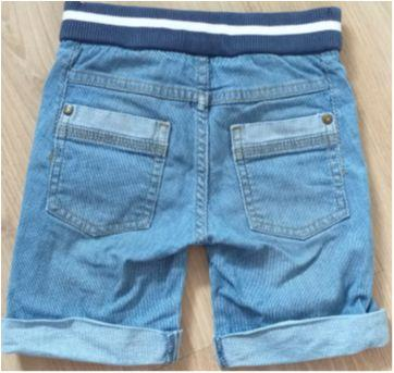 Bermuda Jeans Chicco - 3 anos - Chicco