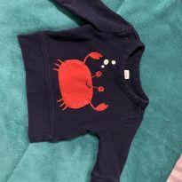 Blusa de moletom Gap - 3 a 6 meses - Baby Gap