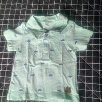 Camisa Polo - 3 a 6 meses - Kidstok