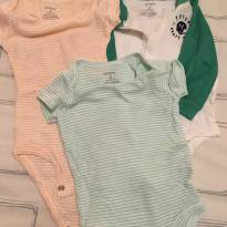 Bodies Carters - 3 meses - Carter`s