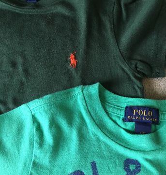 Camisetas Polo Ralph Lauren - 2 anos - Ralph Lauren