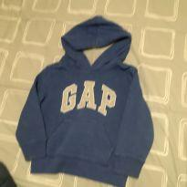 Casaco moletom GAP - 3 anos - Baby Gap