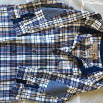 Camisa xadrez H&M - 2 anos - H&M