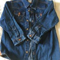 Camisa jeans - 2 anos - Baby Club