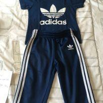 Conjunto Adidas - 1 ano - Adidas