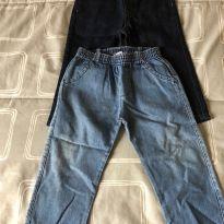 Calças jeans - kit com 2 unidades - 18 a 24 meses - Nautica