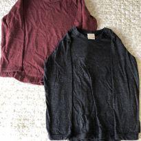 Camisetas manga longa - 4 anos - Zara Kids