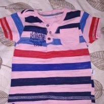 Camisa trick linda - 6 meses - Trick