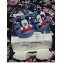 Sandália fofa do Mickey - 15 - Grendene