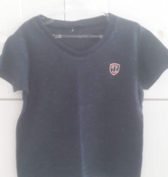 2 Camisetas Tigor - 4 anos - Tigor Baby
