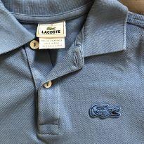 Camiseta Polo Lacoste - 4 anos - Lacoste
