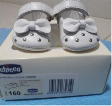 Sapatilha Chicco - 15 - Chicco