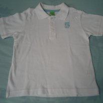 Camisa polo Pool Kids - 3 anos - Pool Kids