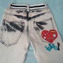 Calça jeans importada - 3 anos - Não informada