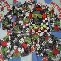 Pijama de inverno importado - 4 anos - Joe Boxer - USA