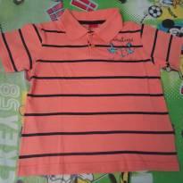 Camisa polo Kyly - 4 anos - Kyly