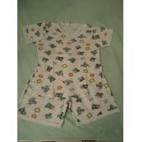Pijama BABY DUCK bichinhos - 8 anos - Baby duck