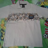Camisa polo TIGOR bege - 4 anos - Tigor T.  Tigre